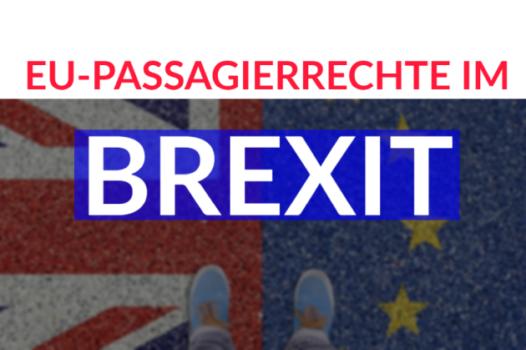 Brexit und EU-Fluggastrechte